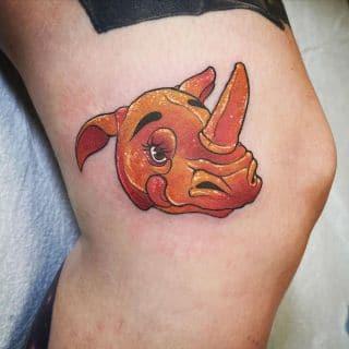 Illustrative Rhino
