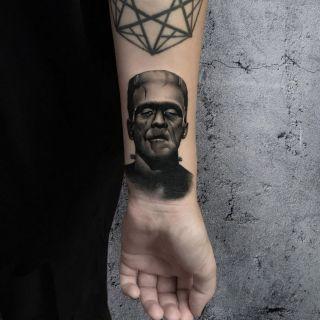 Frankenstein Coverup