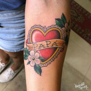 Traditional Heart