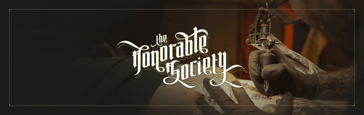 Honorable Society Header Short