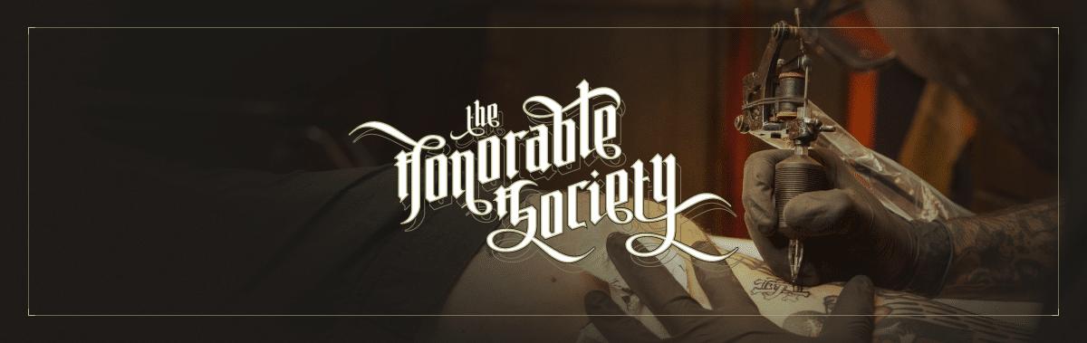 Honorable Society Header Short
