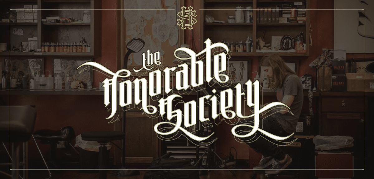 Honorable Society Header Tall